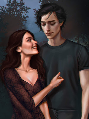 Alison and Quinn by Salome Totladze